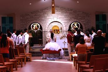 Church Ceremony for Quinceañera