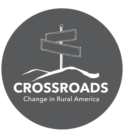 Crossroads gray logo